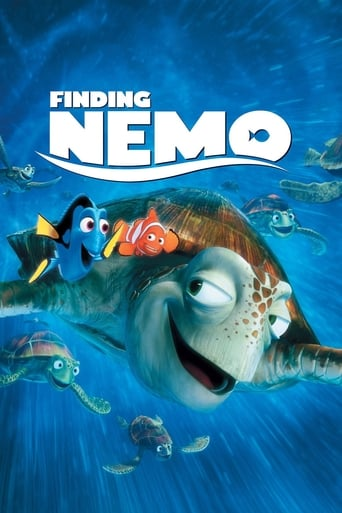 How old was Albert Brooks in Finding Nemo