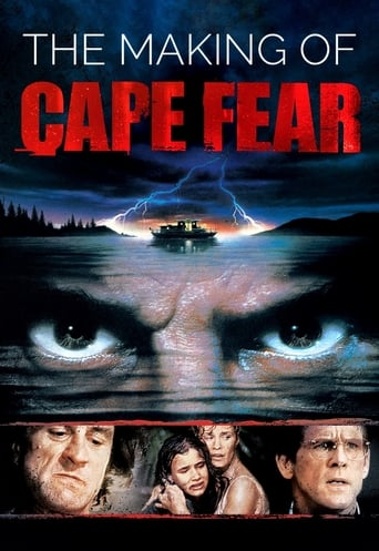 Poster of The Making of 'Cape Fear'