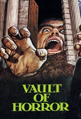 Poster of The Vault of Horror