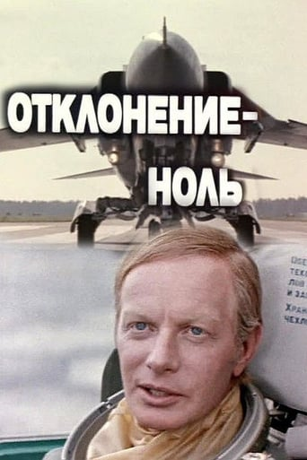 Poster of Отклонение – ноль