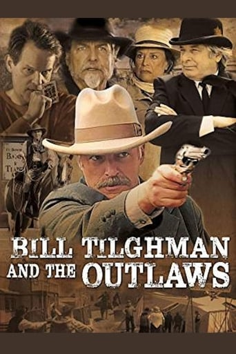 Poster of Bill Tilghman and the Outlaws