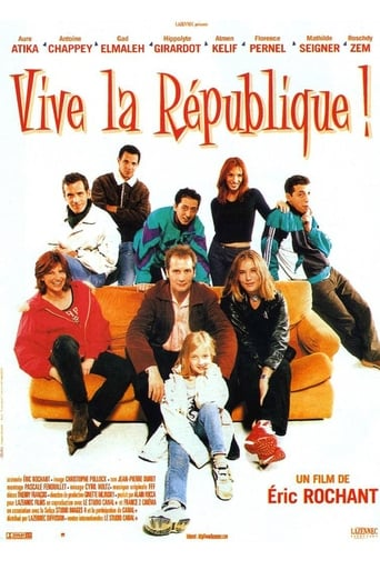 Poster of Long Live the Republic