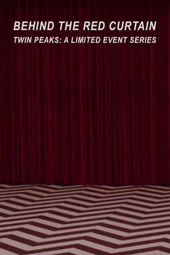 Poster of Behind the Red Curtain