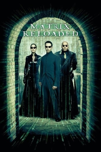 Poster of The Matrix Reloaded: Pre-Load