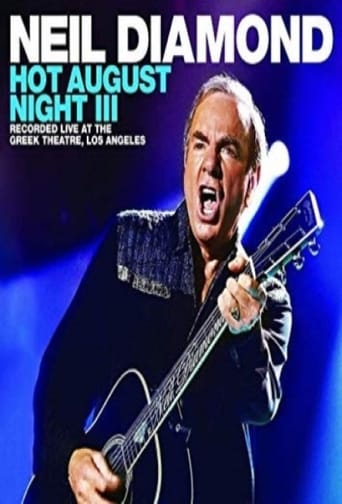 Poster of Hot August Night III