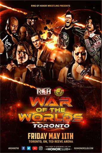 ROH/NJPW War of the Worlds Tour - Toronto, ON