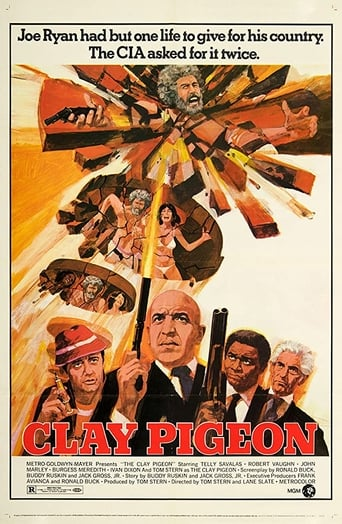 Poster of Clay Pigeon