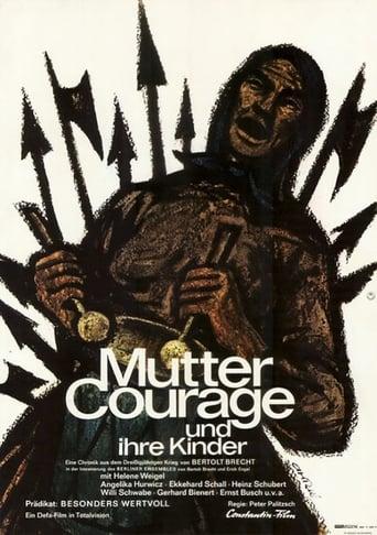 Poster of Mutter Courage und ihre Kinder