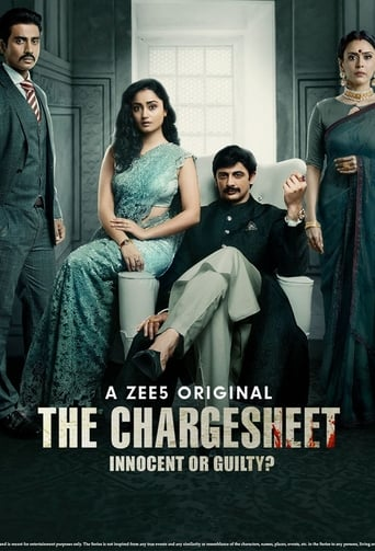 Poster of The Chargesheet: Innocent or Guilty?
