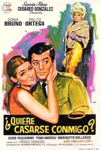Poster of ¿Quiere casarse conmigo?
