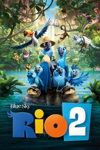 Poster of Rio 2