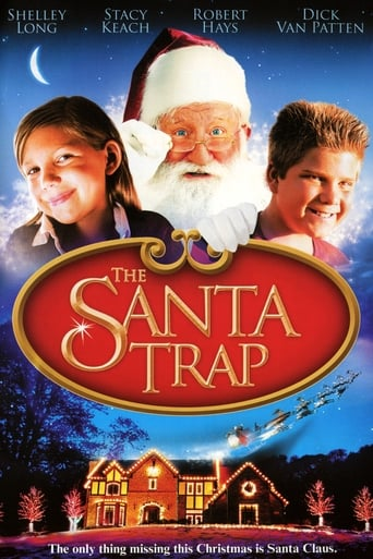 Poster of The Santa Trap