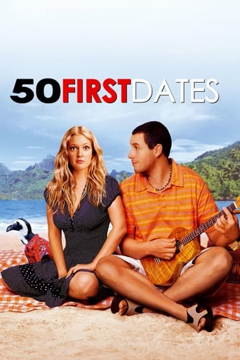 Poster of 50 First Dates
