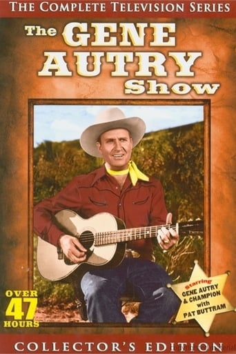 Poster of The Gene Autry Show
