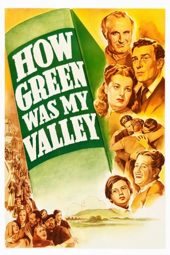 Poster of How Green Was My Valley