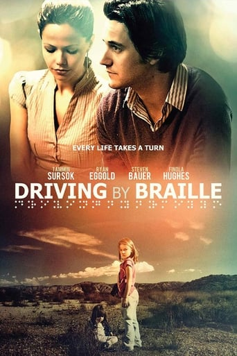 Poster of Driving by Braille