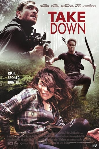 Poster of Take Down