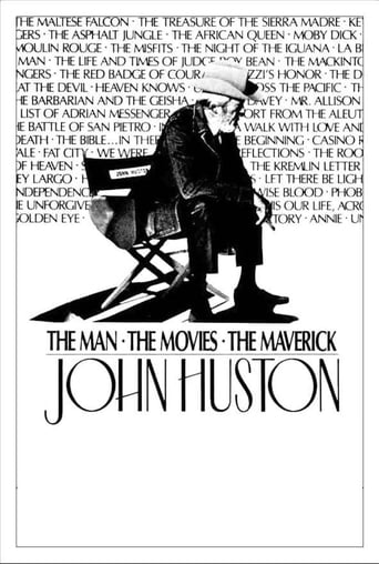 Poster of John Huston: The Man, the Movies, the Maverick