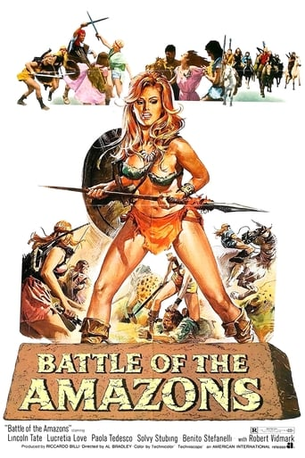 Poster of Battle of the Amazons