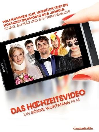 Poster of Das Hochzeitsvideo