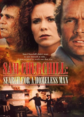 Poster of Sam Churchill: Search for a Homeless Man