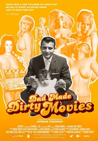 Poster of Dad Made Dirty Movies