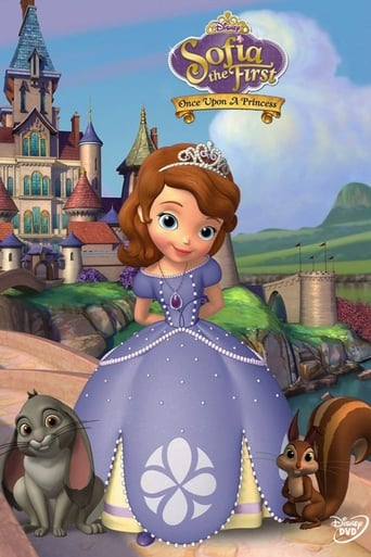 Poster of Sofia the First: Once Upon a Princess