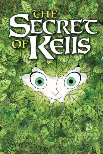 The Secret of Kells poster