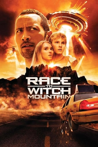 Poster of Race to Witch Mountain