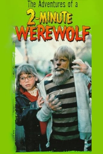 Poster of The Adventures of a Two-Minute Werewolf