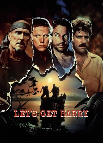 Poster of Let's Get Harry