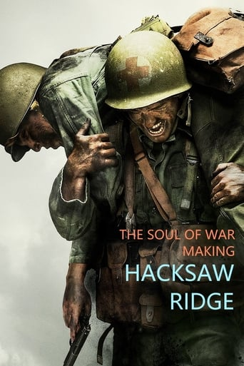 Poster of The Soul of War: Making 'Hacksaw Ridge'