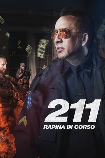 Poster of 211 - Rapina in corso