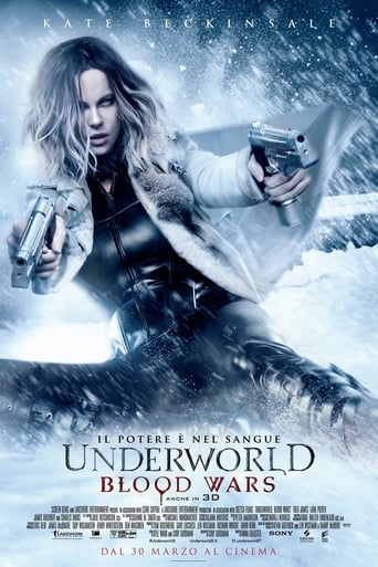 Poster of Underworld: blood wars
