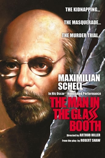 Poster of The Man in the Glass Booth