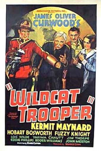 Poster of Wildcat Trooper