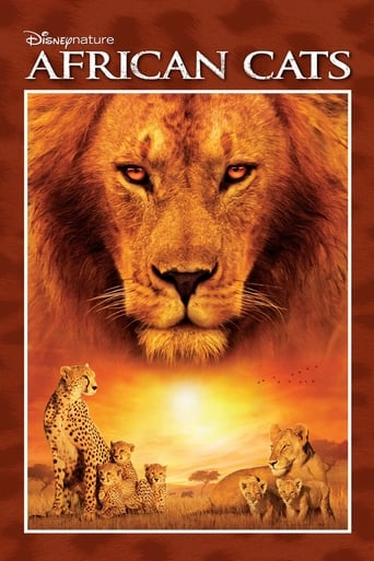 Poster of African Cats