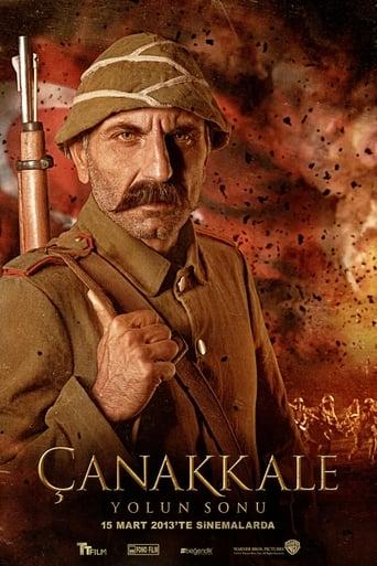 Poster of Çanakkale: Yolun Sonu
