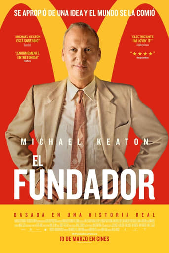 Poster of El fundador