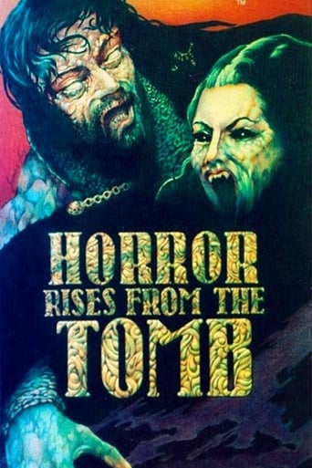 Poster of Horror Rises from the Tomb