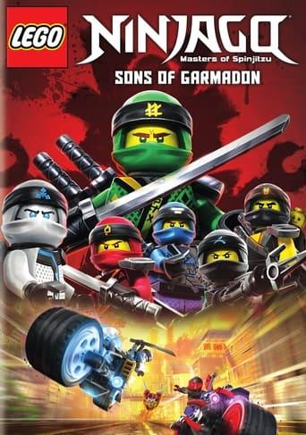 Poster of Ninjago: Sons of Garmadon