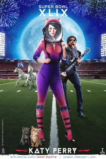 Poster of Katy Perry: NFL Super Bowl XLIX - Half Time Show