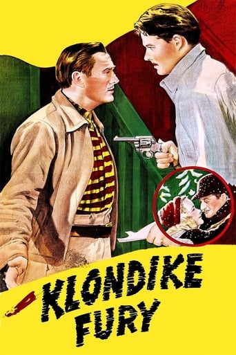 Poster of Klondike Fury