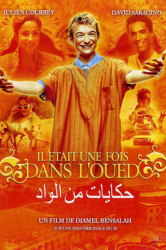 Once Upon a Time in the Oued poster