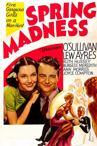 Poster of Spring Madness