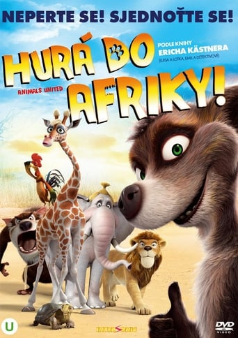 Poster of Hurá do Afriky!