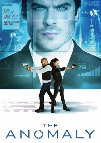 Poster of The Anomaly