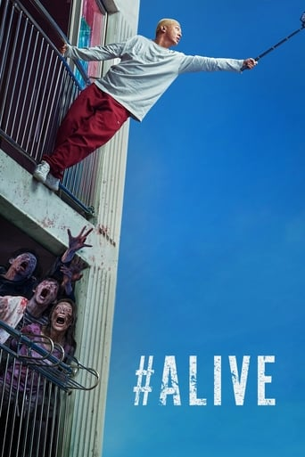 Poster of #Alive