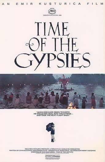 Poster of Time of the Gypsies
