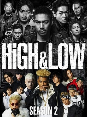 Poster of HiGH & LOW: The Story of S.W.O.R.D.